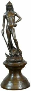 Estatuilla del David de Donatello