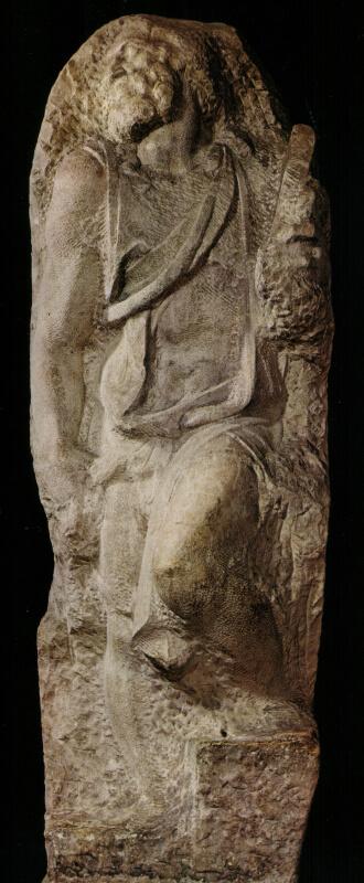 San Mateo Michelangelo Accademia Florencia
