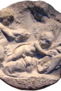 Tondo Taddei Michelangelo Royal Academy Londres