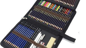 72 Piezas Set Lápices de colores WGOT
