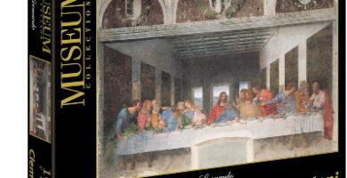 Clementoni Puzzle La Última Cena de Leonardo