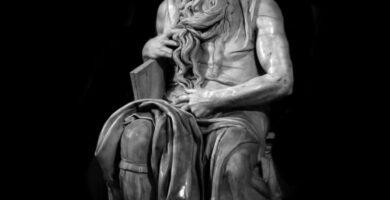Moises de Michelangelo Roma Escultura