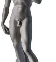 David de Michelangelo Polvo de Carrara CDAM