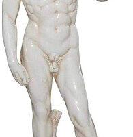 Escultura del David de Florencia de Michelangelo Copia HJBJB
