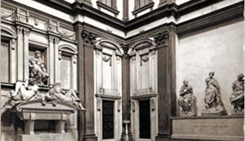 Michelangelo The Medici Chapel. Beck y Paolucci