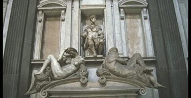Póster de la capilla de los Medici de Florencia