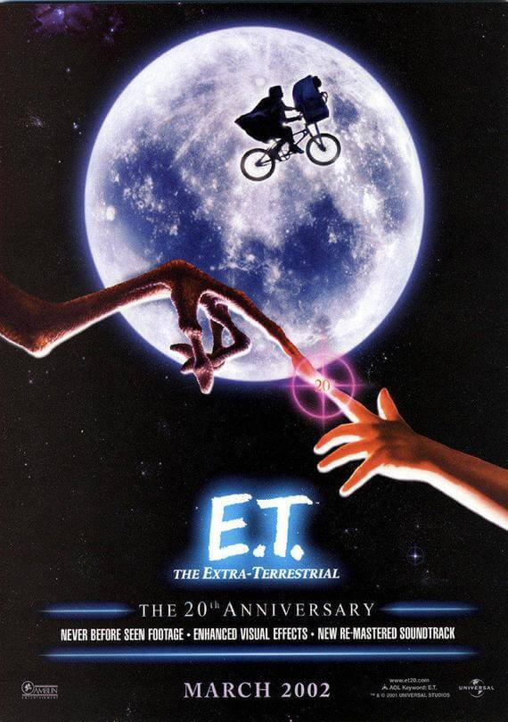 Cartel película ET Capilla Sixtina