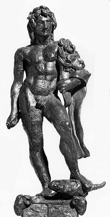 Hércules Pollaiolo Frick Collection