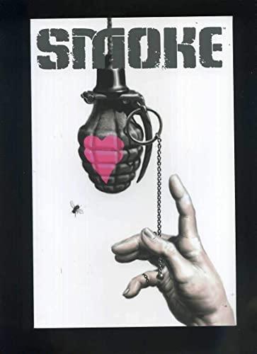 Smoke comic Igor Kordey Adan