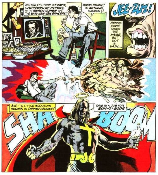 Son of God de Neal Adams