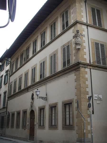 Casa Buonarroti Florencia