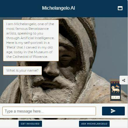 Michelangelo AI Opera del Duomo de Firenze