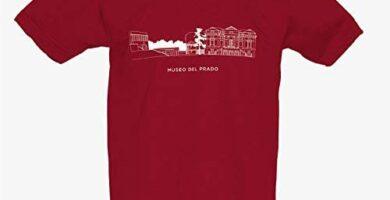 Museo del Prado Camiseta Edificio Madrid