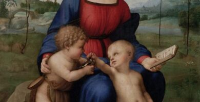 Rafael Sanzio Madonna degli Uffizi