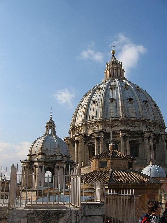 Basílica de San Pedro Roma Cúpula Michelangelo