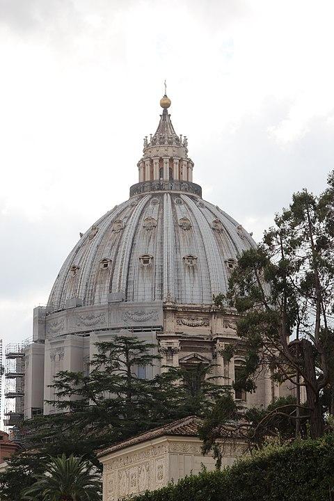 Cúpula San Pedro del Vaticano Miguel Ángel Arquitecto