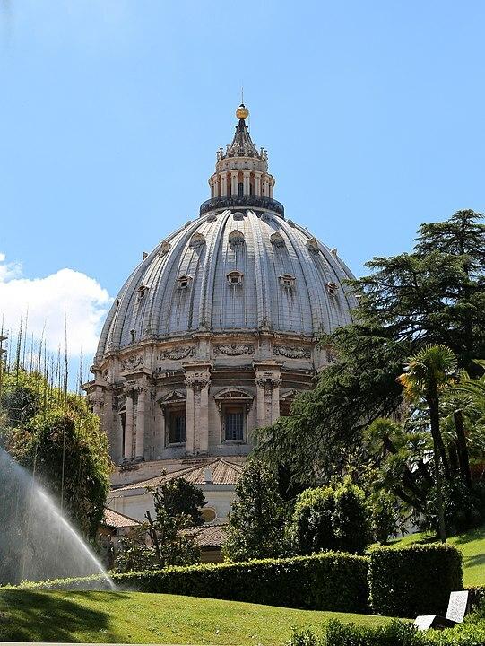 Cúpula de Michelangelo San Pedro del Vaticano
