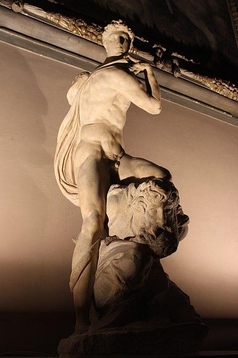 Genio de la Victoria de Miguel Ángel Florencia