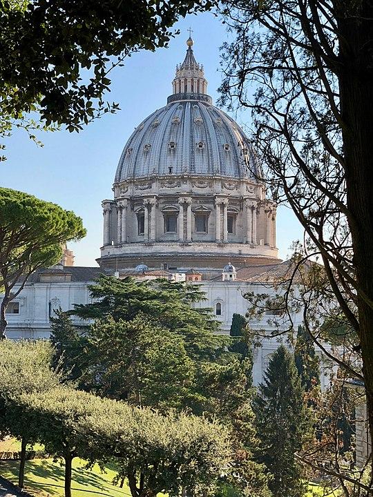 Miguel Ángel Arquitecto de San Pedro del Vaticano