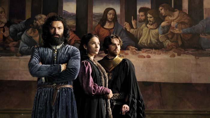 Serie Leonardo da Vinci TVE Pintura Arte Televisión